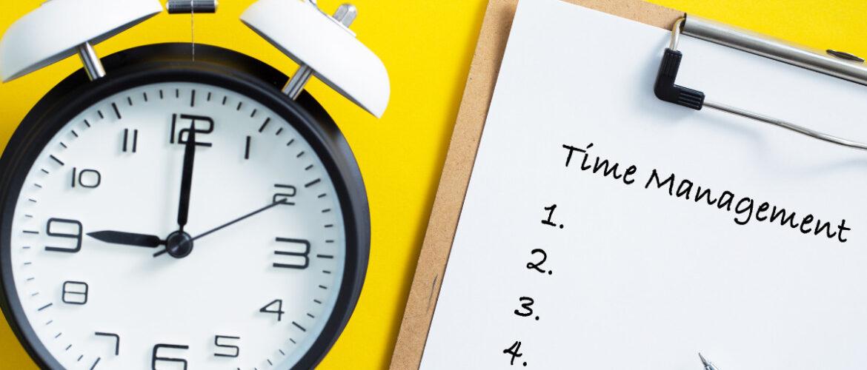Zaman Yönetimi Nedir? Etkili Zaman Yönetimi için Bilmeniz Gerekenler